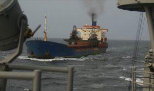 Gine Körfezi'nde kargo gemisine korsan saldırı
