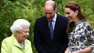 Kate Middleton'a 39'uncu doğum gününde Kraliçe'den jest