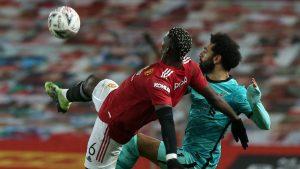 Liverpool başladı, Manchester United bitirdi