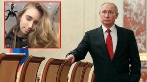 Luiz, babasının baş düşmanı Aleksey Navalny'yi sosyal medyada takip ediyor