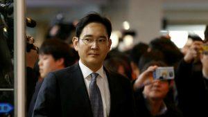 Samsung Yönetim Kurulu Başkanı Lee Jae-yong'a rüşvetten 2,5 yıl hapis cezası