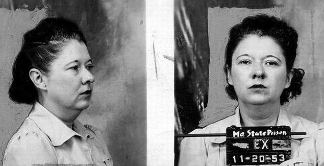 Amerika Birleşik Devletleri'nde idam edilen son kadın mahkum Bonnie Head'di. Head, 1953 yılında gaz odasında idam edildi.
