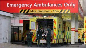 İngiltere'de son 24 saatte 57 bin 725 Covid-19 vakası tespit edildi