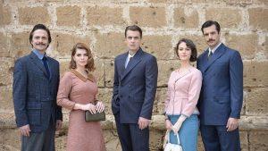'Bir Zamanlar Kıbrıs' dizisi İzleyicilerle buluşacak