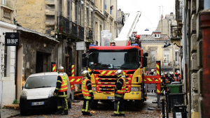 Fransa'da patlama: 2 kişi kayıp, 9 yaralı