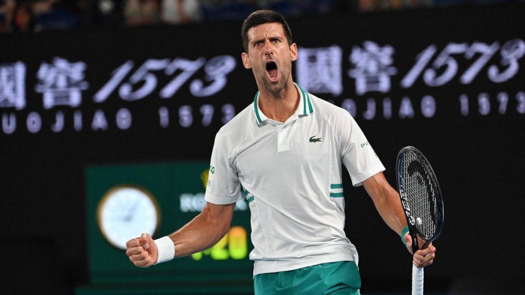 Avustralya Açık Tenis Turnuvası şampiyon Novak Djokovic
