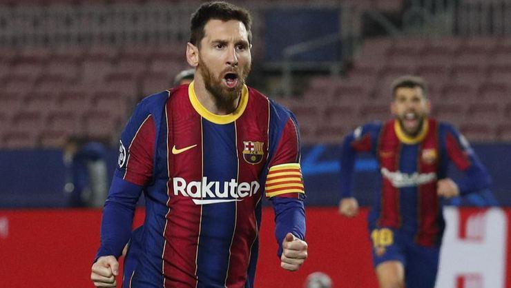 Manchester City'den Messi'ye görülmemiş teklif