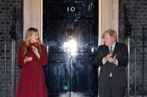 İngiltere'de First Lady krizi