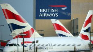 British Airways'in sahibi IAG, geçen yılı 7,4 milyar euro zararla kapattı