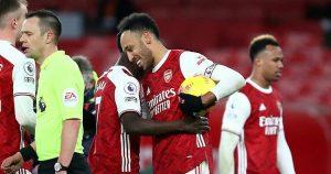 Leeds United'ı yenen Arsenal, 3 maç sonra kazandı