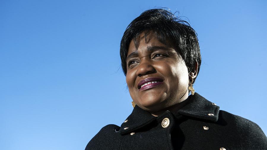 Kongolu mülteci Edinburgh Üniversitesi'ne rektör seçildi