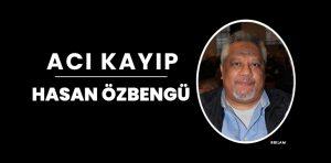Hasan Özbengü