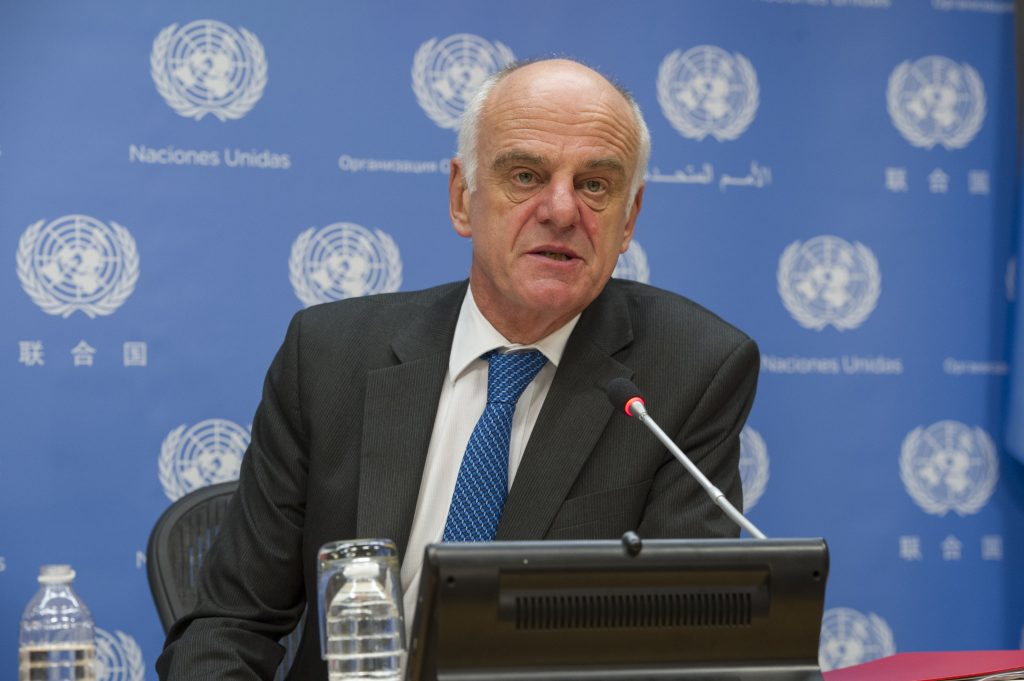 """WHO Special Envoy: """"Some sort"""" of vaccine passport will be introduced"""