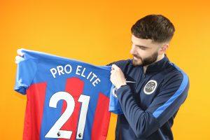 Pro Elite Futbol Akademisi için, Crystal Palace FC ile işbirliği