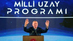 Türkiye'nin uzay çağı başladı
