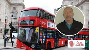 Londra otobüs şoförü Bölükbaşı: ''Bazı otobüs şoförleri bireysel olarak gerekli önlemleri uygulamıyor''