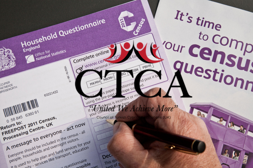 "CTCA: ""The Census is coming and we need to make our mark!"""