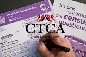 """CTCA: """"Nüfus Sayımı yaklaşıyor ve bu sayımda izimizi bırakmalıyız"""""""