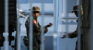 Myanmar'de askeri darbe