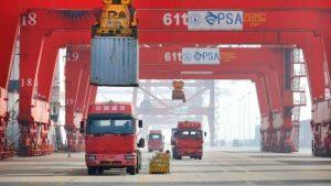 Çin, AB'nin en büyük ticaret ortağı oldu