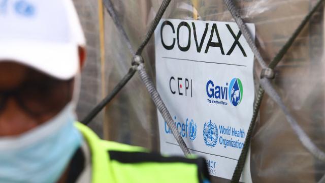 Covax: Gana, Küresel Aşı Erişim Programı'ndan aşı alan ilk ülke oldu