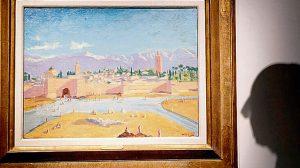 Eski İngiltere Başbakanı Churchill, tablosunu satışa çıkardı
