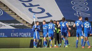 Leicester City, 7 dakikada attığı 3 golle Liverpool'u yendi