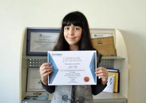 Manavgatlı öğrenci İngiltere'deki yarışmada dünya birincisi oldu