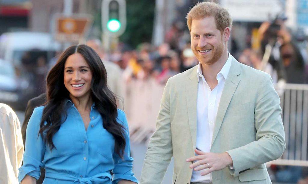 Prens Harry ve eşi Meghan Markle ikinci çocuklarını beklediklerini duyurdu