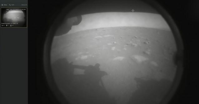 Perseverance uzay aracı, Mars yüzeyine iniş yaptı