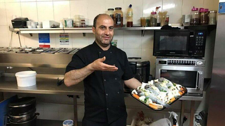 İngiltere Türk aşçıyı konuşuyor: 'Öpücük' davası