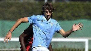 Musolini'nin torunu Lazio'ya imza attı