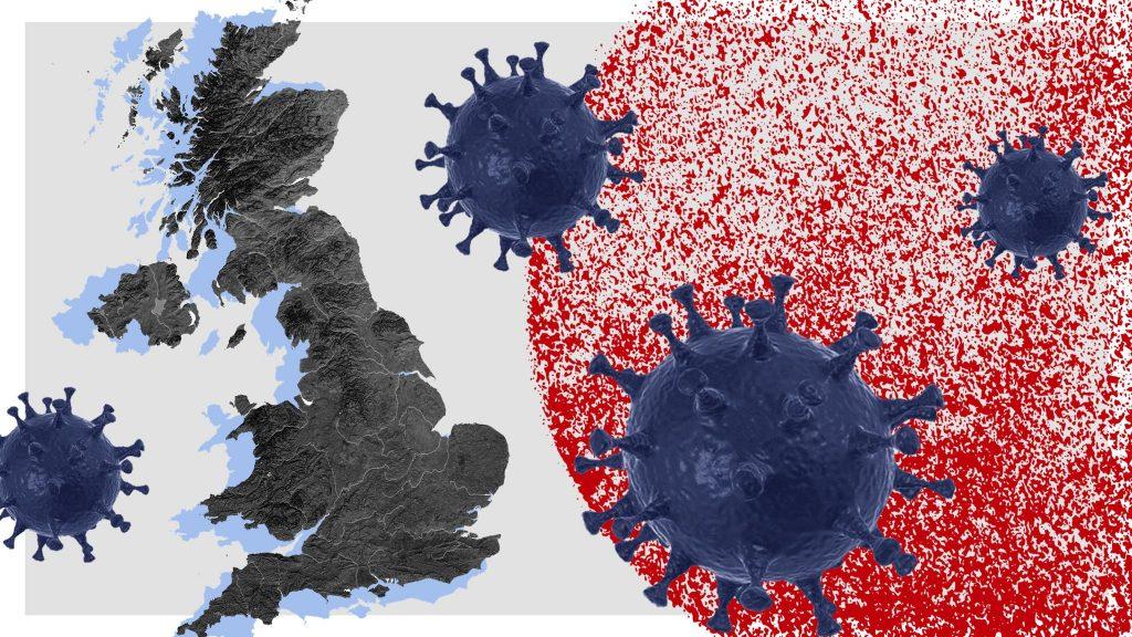 İngiltere'de son 24 saatte 36 bin 710 vaka