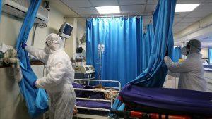 İngiltere'de son 24 saatte 442 can kaybı