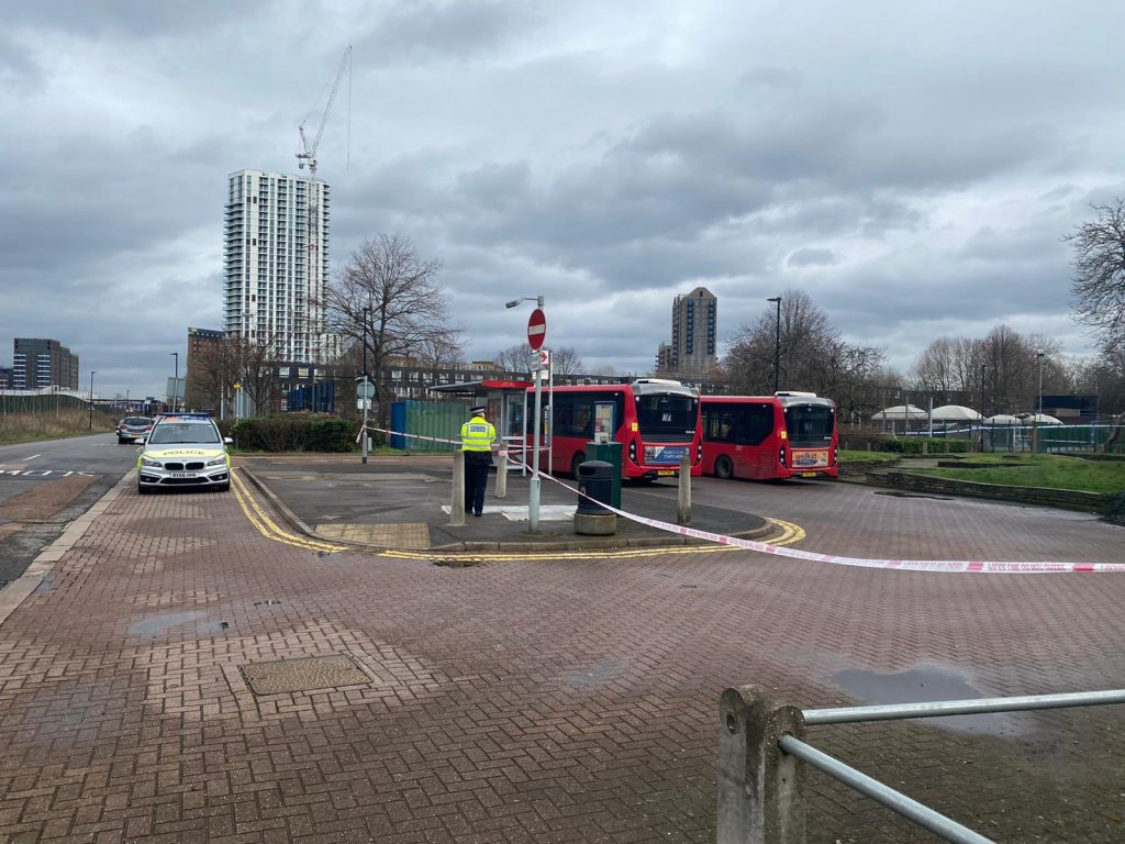 Man stabbed to death in Tottenham Hale