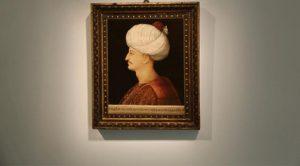 Kanuni Sultan Süleyman'ın portresi Londra'da açık artırmada 350 bin sterline satıldı