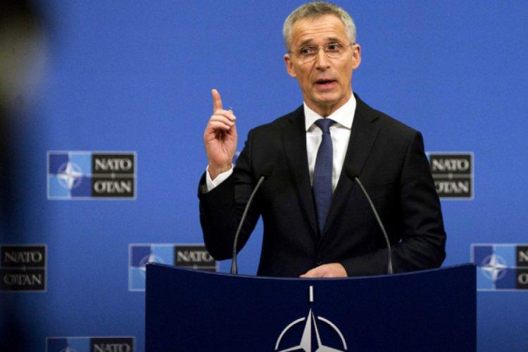 """NATO: """"Avrupa'yı, Türkiye, ABD ve İngiltere koruyor"""""""