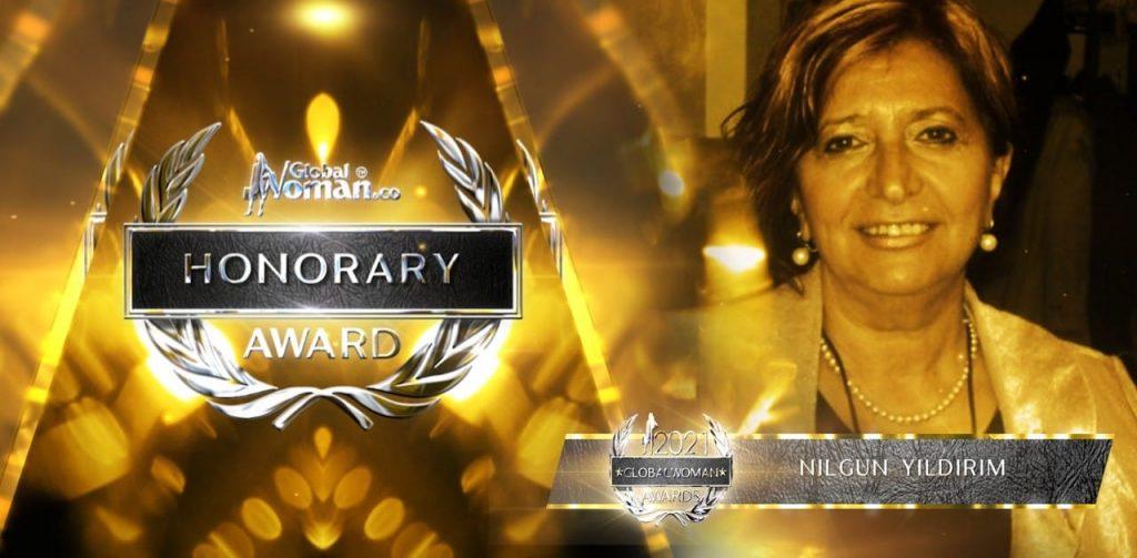 İngiltere Kadın Platformu Başkanı Nilgün Yıldırım finalistler arasında