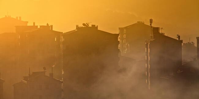Hava kirliliği 300 milyon kişiyi kör edebilir