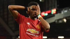 Amad Diallo UEFA Avrupa Ligi gecesine damga vurdu