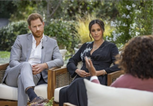 "Meghan Markle tells Oprah she felt suicidal and family member asked ""how dark"" their son would be"