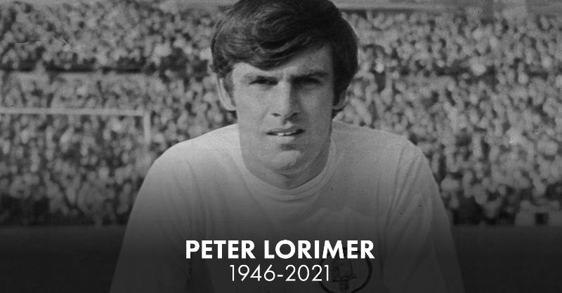 Leeds United'ın efsane ismi Peter Lorimer hayatını kaybetti