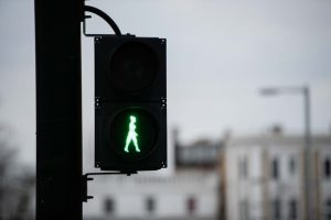 TfL replaces green man traffic signal with a woman