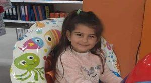 4 yaşındaki Emine yardım bekliyor