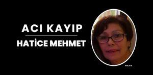 Hatice Mehmet