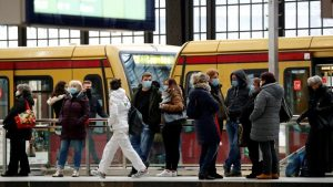 Almanya'da vaka sayıları artıyor
