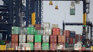İngiltere'nin AB'ye ihracatı yüzde 40,7 azaldı
