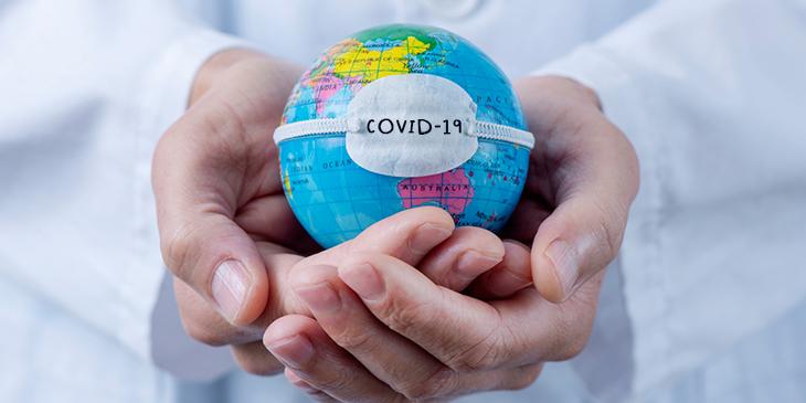 Dünya genelinde Covid-19 vakaları 6 haftada yüzde 45,7 arttı