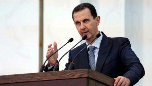 Esad ve eşi koronavirüsüne yakalandı