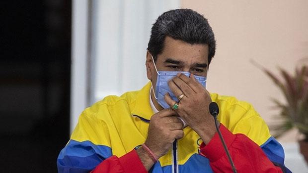 Facebook, Maduro'nun hesabını dondurdu